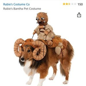 Rubie's Bantha Pet Costume